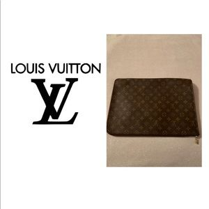 COPY - Vintage Louis Vuitton Document Holder